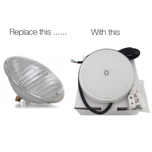 PAR56 LED lamp replacement