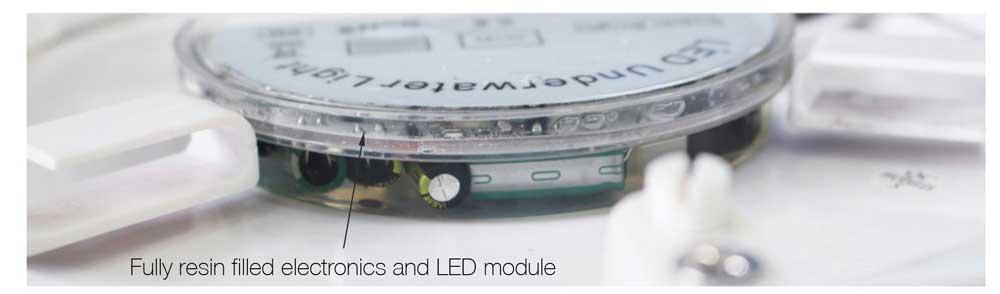 FM546p FM546s FM252 LED pool light swimming pool lamp LEDtech
